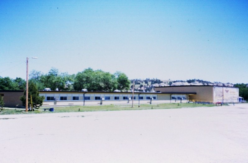 Wounded Knee District School