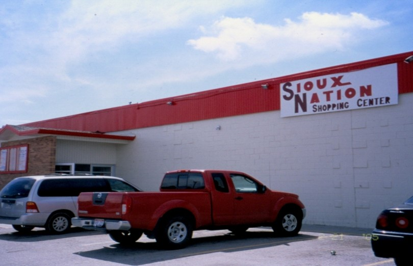 Sioux Nation Shopping Center