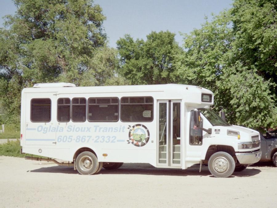 Oglala Sioux Transit