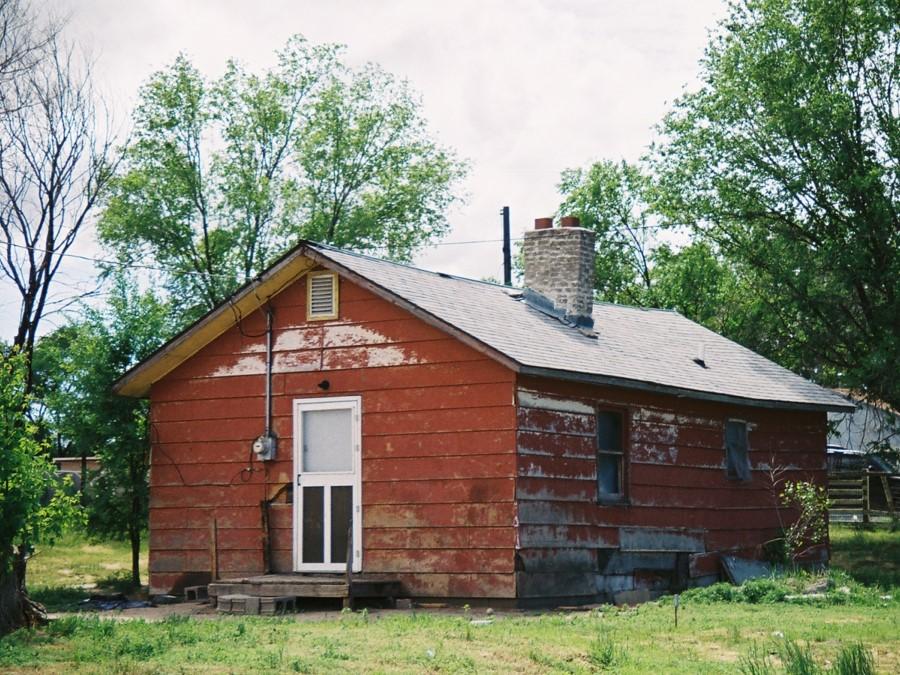 Small Single Family House