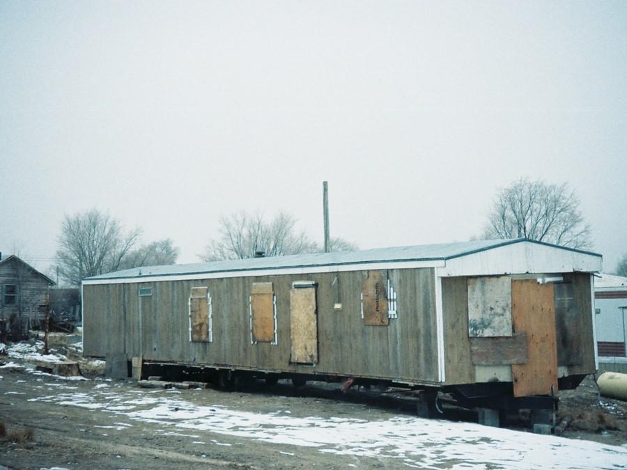 Abandoned Trailer
