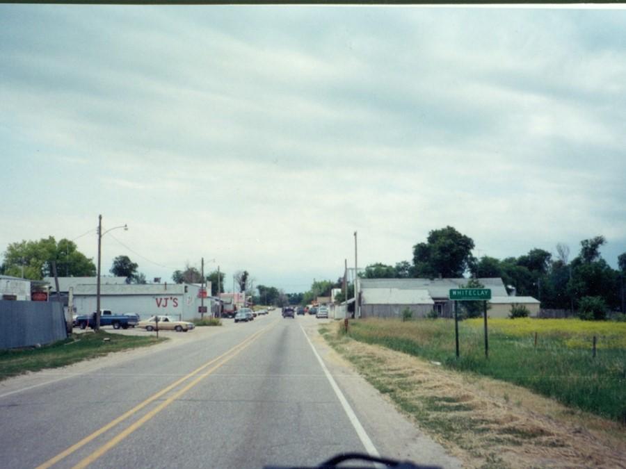 Whiteclay, Nebraska